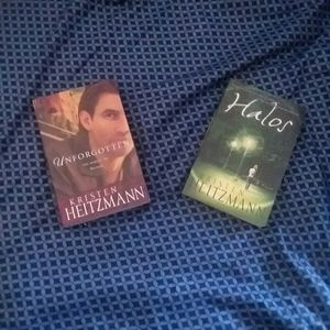 Kristen Heitzmann book bundle